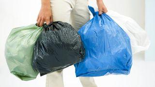 Frivillig ordning hjalp ikke: Nå vil Tyskland forby plastposer