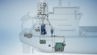 Nye svovelkrav for skip sender markedet for eksosrensere til himmels. Tre av ni leverandører er norske