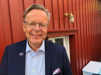 TV 2-veteran Arill Riise er veldig fornøyd med at TV 2 gjenoppretter politisk avdeling.