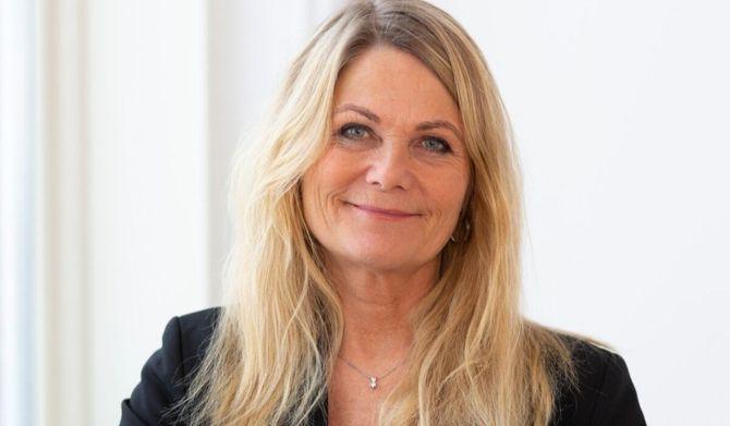 Daglig leder Merete Mandt Larsen i Mediebyråforeningen