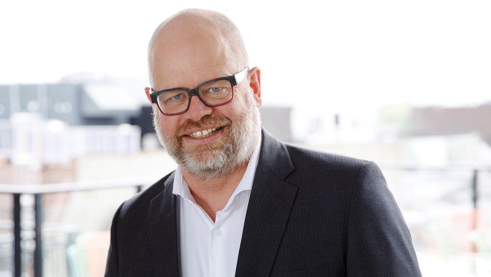 Even Bolstad, leder i HR Norge.