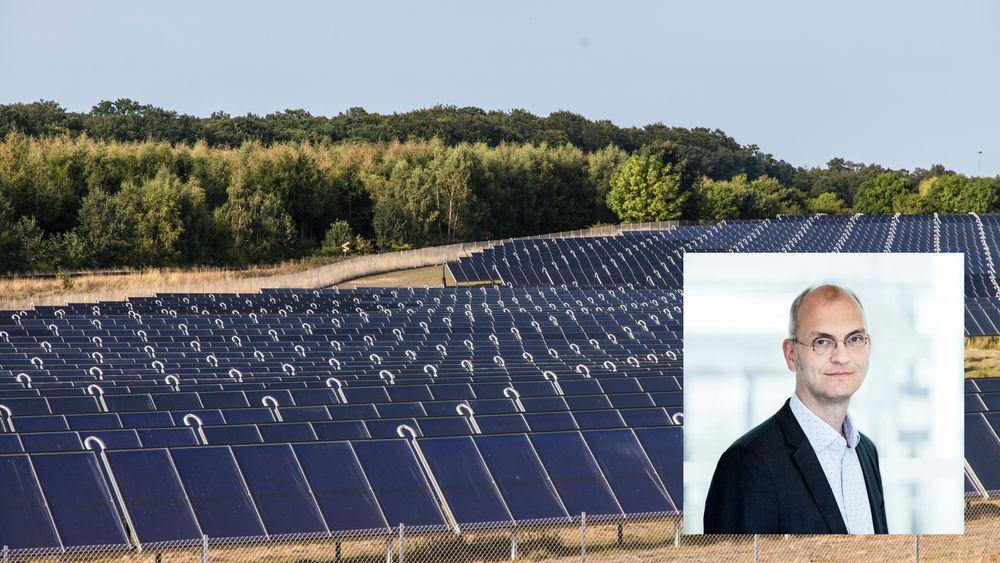 – «Det Store Bildet»-kampanjen underkommuniserer den enorme kraften og farten i energiomstillingen som skjer rundt oss, som solkraft, skriver Henrik Sætness, strategidirektør i Statkraft.