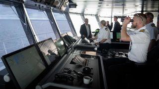 Regjeringen vil fjerne nettolønnsordning. – Kan bli utflagging av skip og rederier