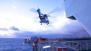 Russisk millitærøvelse stanser all offshore helikoptertrafikk i Nordland
