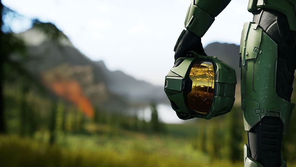 Halo Infinite-topp forlater 343 Industries