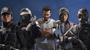Rainbow Six Siege hiver seg på Battle Pass-trenden