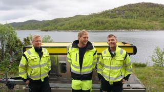 Jobbet med ROV offshore. Nå sparer de vannkraftselskapene formillioner