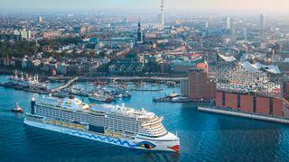 Hun får verdens største batteripakke – skal seile utslippsfritt inn til Bergen i 2020 med norske batterier