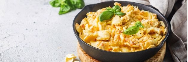 Mac 'n cheese er en fryd både for deg og barna
