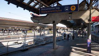 Over 2.000 innstilte tog på 15 dager – Østfoldbanen sliter fortsatt med signalfeil
