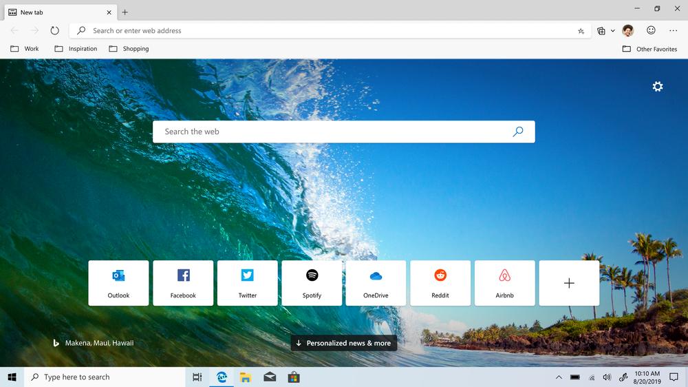 Google Chrome oppkobling