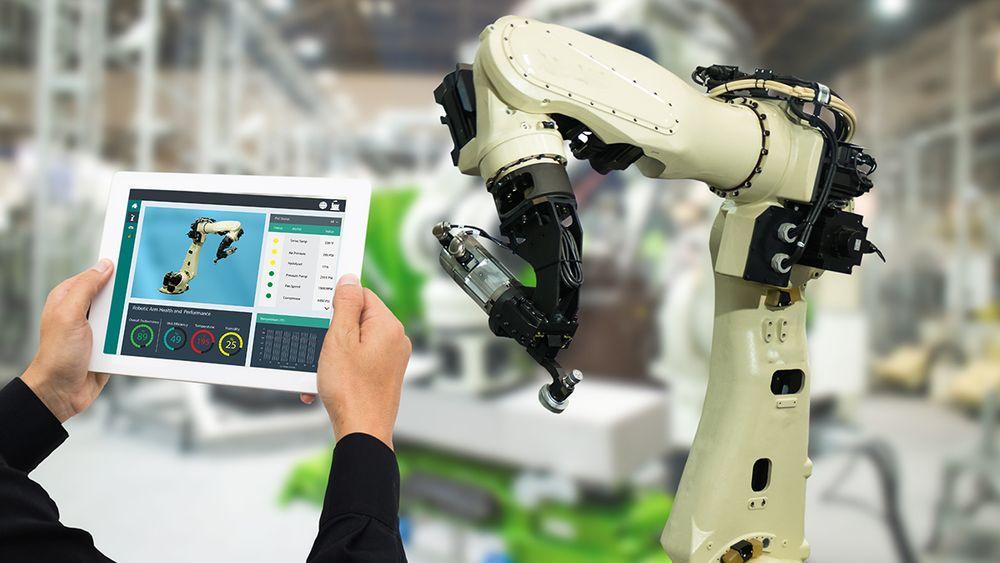 Automasjon og robotikk blir en sentral del av det nye professoratet.
