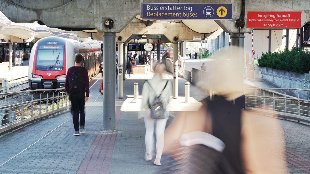 Når det oppstår forsinkelser på jernbanen skal den nye programvaren hjelpe toglederne å ta valg som fører til at færrest mulig tog blir rammet av forsinkelsen.