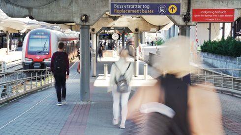 Nå skal jernbanen bli mer presis – takket være norskutviklet programvare