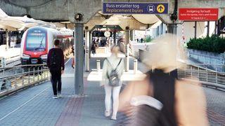 Bane Nor leter forgjeves etter grunnen til togproblemene. Først om 15 år kommer systemet som skal fikse feilen for godt