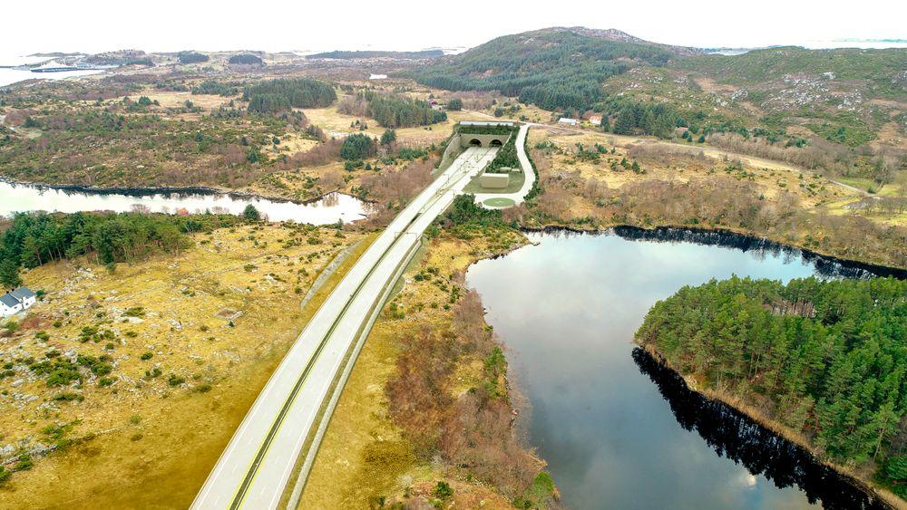 Å bygge motorvei videre nordover fra Bokn til Stord går fra å være ulønnsomt til å bli lønnsomt når levetiden på veiprosjektet endres fra 40 til 75 år.