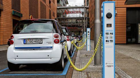 Statkraft med nytt elbil-oppkjøp: Vil bygge ut et nasjonalt nettverk for hurtiglading i Tyskland