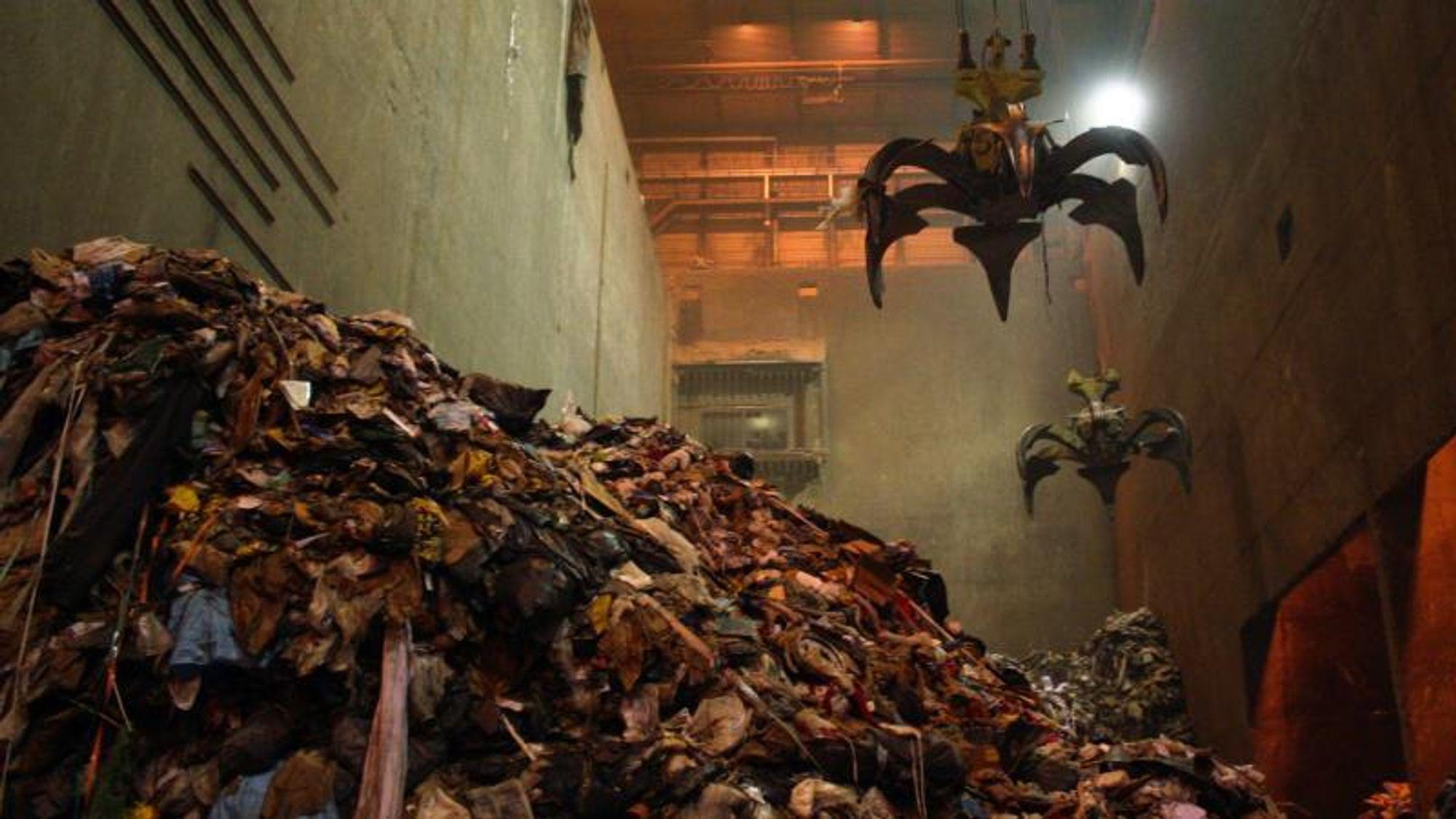 Vestforbrænding kan ikke garanterte for at mer enn 31 prosent av plastavfallet i København blir gjenbrukt.