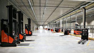 Europris logistikklager Moss netthandel automasjon