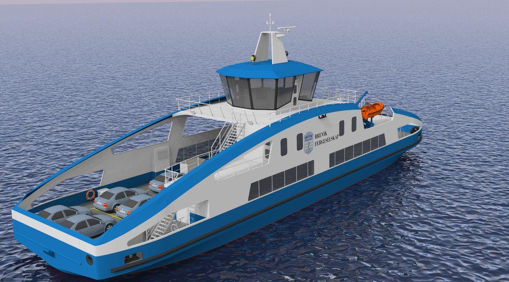 Fra desember 2020 skal en el-ferge gå mellom Brevik-Sandøya og Bjørkøya i Telemark. Fergen bygges i Nederland av Holland Shipyards BV og får plass til 16 biler og 98 passasjerer. Brevik