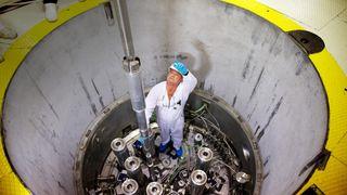 Milliardregning: Atomopprydding på Kjeller blir fire ganger dyrere enn antatt