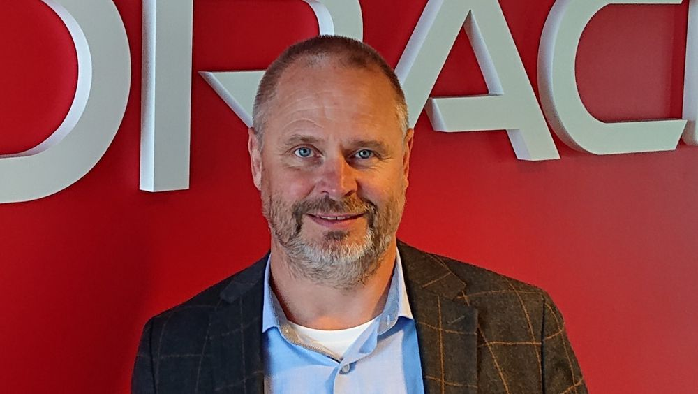 Anders Løvøy, Nordic Communications Manager i Oracle.
