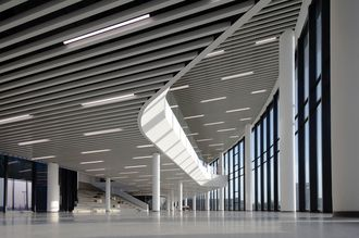 Polestars første fabrikk er tegnet av Snøhetta.