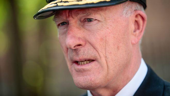 Forsvarssjefen: Russiske kjernevåpen langs grensen til Norge