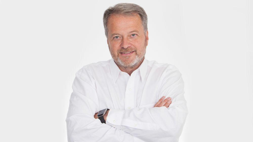 Adm. dir. og ansvarlig redaktør Jan M. Moberg må permittere mens aktiviteten i markedet bremses av koronaviruset.
