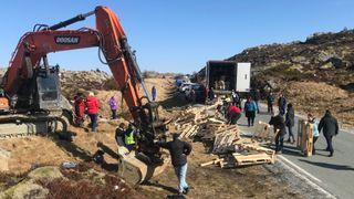 Leverte krav 3 uker for sent: Får ikke dekket kostnadene etter vindmøllestrid på Frøya