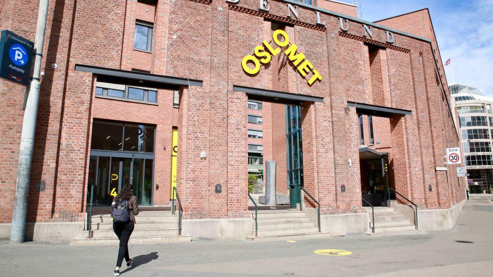 På Oslomet er det fremdeles ledige plasser på noen av ingeniørstudiene.