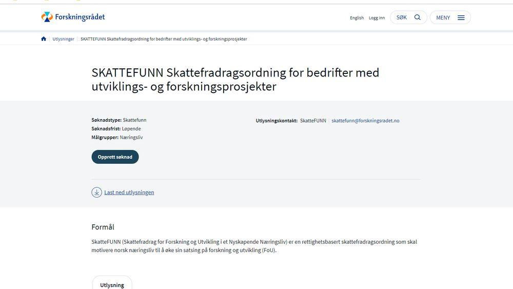 I strid med reglene kan norske bedrifter ha fått over 1 milliard kroner i støtte fra staten over skattefunn-ordningen.