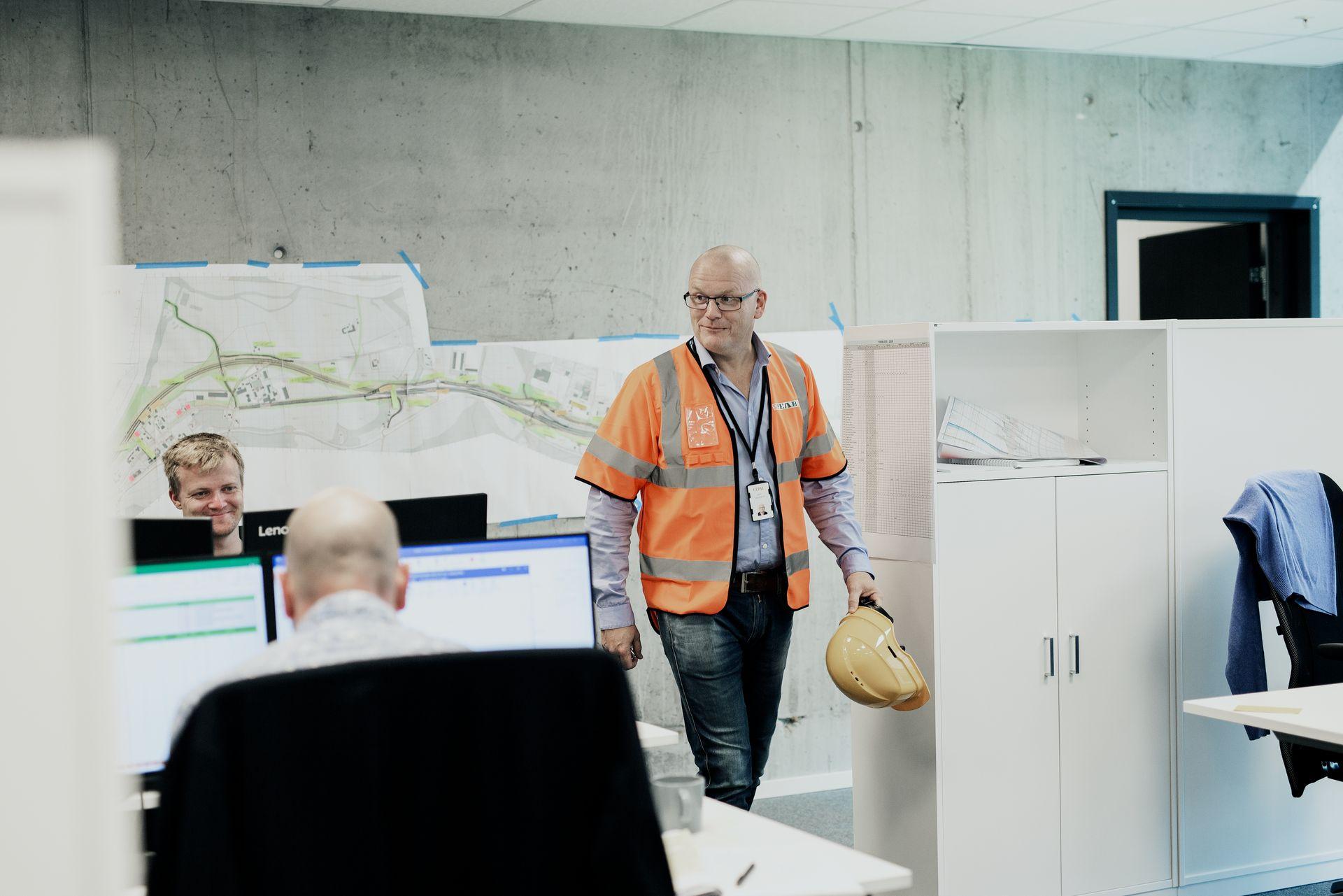 Nye Veier, Peab og COWI tester IPL for første gang på et norsk veiprosjekt.