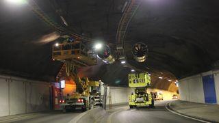 Rehabilitering av norske tunneler blir mange milliarder dyrere og flere år forsinket
