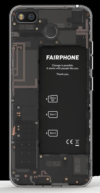 Det er plass til to SIM-kort, samt et MicroSD-minnekort.