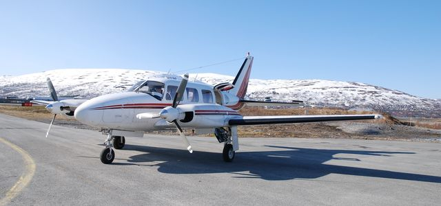 Piper Najavo til salgs for 695.000.-