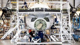 Widerøe har startet samarbeid med Rolls-Royce om å utvikle nullutslippsfly