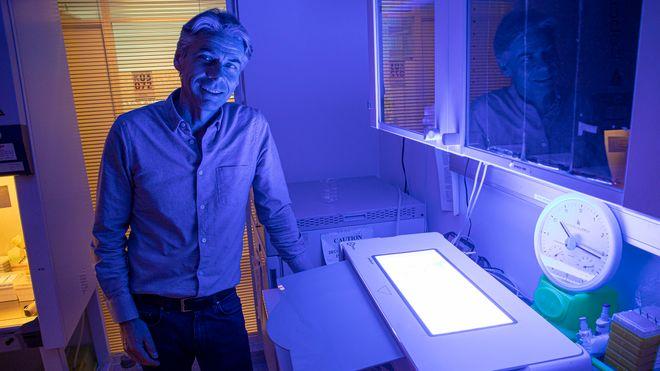 Selskapet bruker lys i behandling av kreft: Kan gjøre cellegift opptil 50 ganger mer effektivt