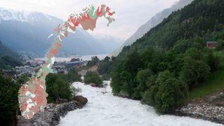 Sjekk din kommune: Her forsvinner mest av drikkevannet