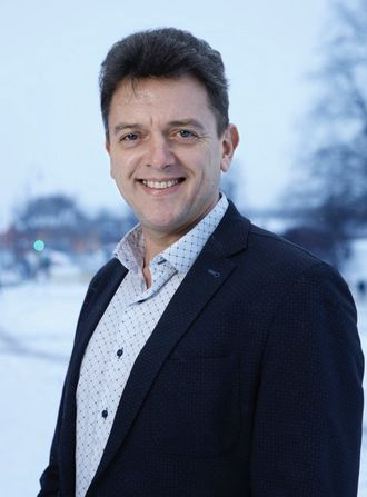 Rolf Francis Sims, Public Affairs Manager, Kindred Group