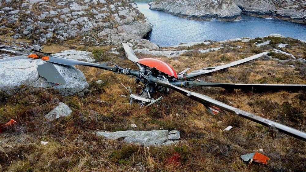 I 2016 omkom 13 personer da et Super Puma-helikopter styrtet etter at rotoren løsnet ved Turøy nordvest for Sotra i Hordaland.