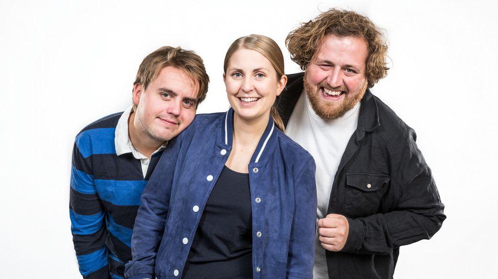 Programlederne Gir Seg I P3morgen Nrk Utvikler Nytt Morgenkonsept Medier24 No