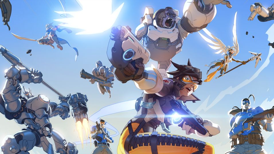Overwatch offisielt bekreftet for Nintendo Switch