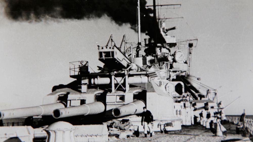 Etter at Gneisenau var kondemnert, ble kanonene demontert. Ett tårn med tre kanoner ble flyttet til Austrått på Ørlandet – der de i dag befinner seg på et museum som er åpent i sommersesongen.