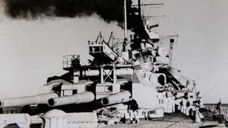 Hitlers krigsmaskin leverte kanoner til norske kystfestninger