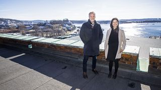Støtter opp om Ap-Raymonds sol-planer: Nå blir Oslo størst på solenergi i landet