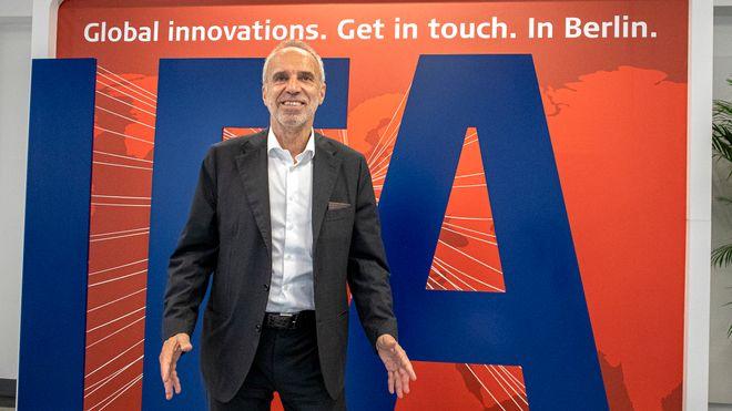 Gjør avtaler for titalls milliarder: IFA er et eldorado for teknologientusiaster