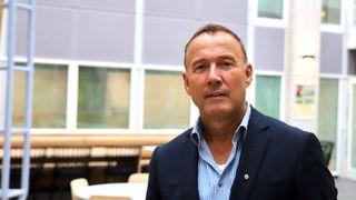 Juri Throndsen, partner og avdelingssjef i LT Datasenter.