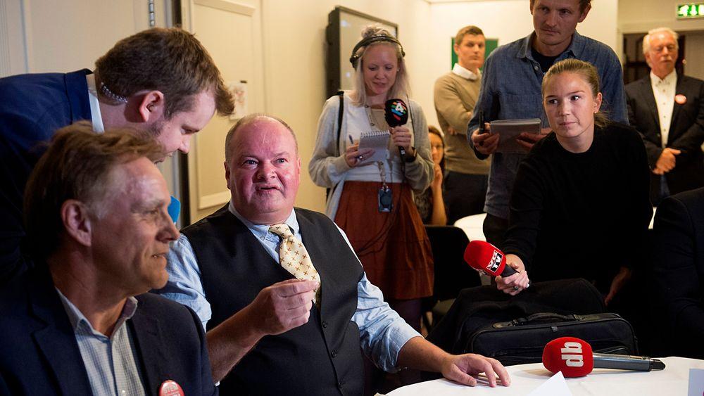 Selv om Trym H. Aafløy og Folkeaksjonen nei til mer bompenger ble den store valgvinneren i Bergen, ligger det ikke an til at partiet fikk nok støtte til å sikre makten til høyresiden i byen.