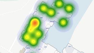 GK Inneklima og Mazemap utvikler skyløsning for drift og vedlikehold for Bergen kommune